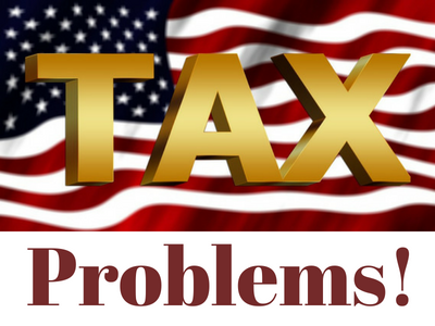 common tax problems